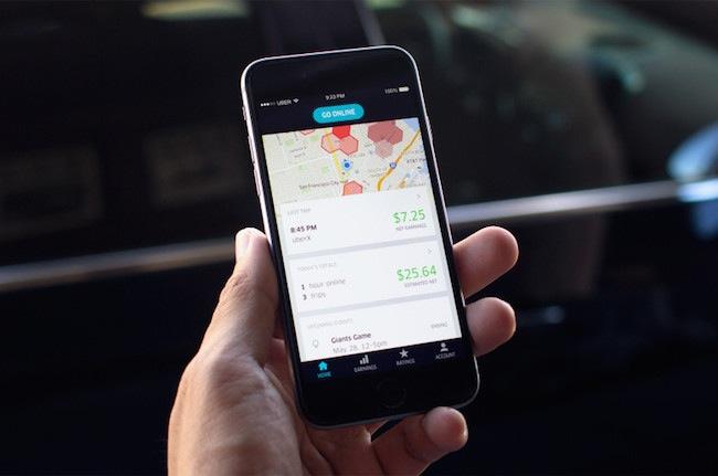 Uber + Blockchain France + Sophie Gazet-Antoine (ex Meltygroup) = INSIDERS