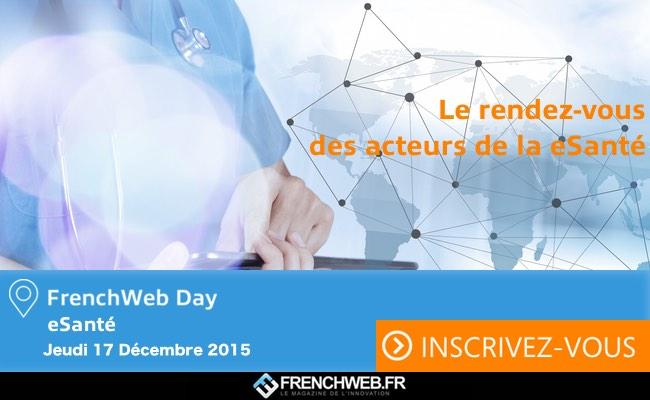 Photo de Le FrenchWeb Day eSanté: un rendez-vous à ne pas manquer