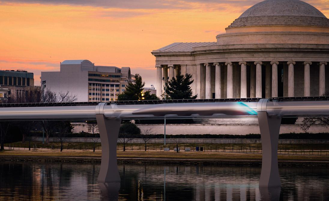 Photo de Hyperloop lève 26 millions de dollars pour voyager jusqu'à 1 200 km/h