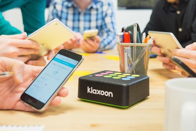 Klaxoon-produit