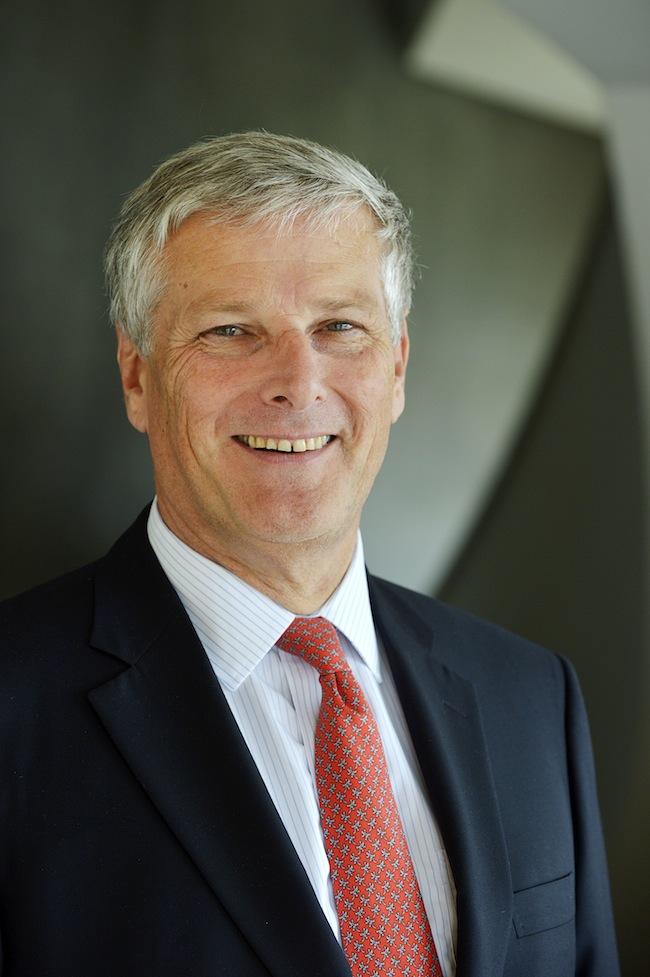 21  mars 2014 : Laurent BATAILLE, prÈsident des EDC, lors des 30Ëmes assises nationales des Entrepreneurs et Dirigeants ChrÈtiens ( EDC ), Nantes, France.