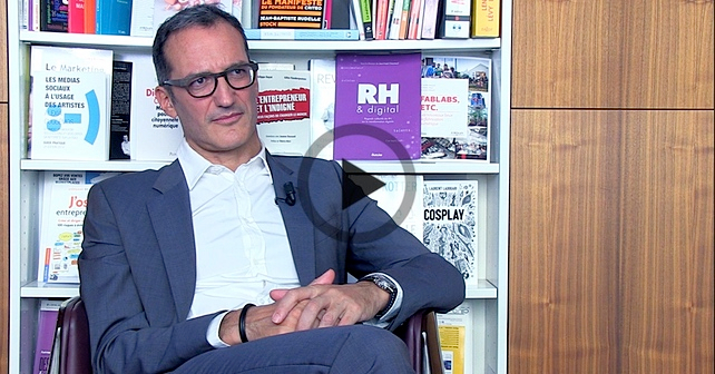 Photo de Dan Serfaty cède son siège de PDG de Viadeo à Renier Lemmens