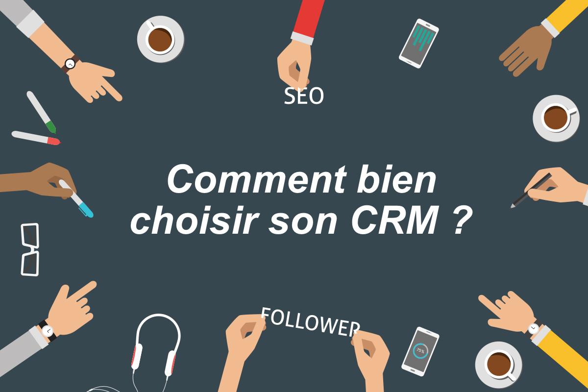 Photo de [Marketing] Comment bien choisir son CRM?