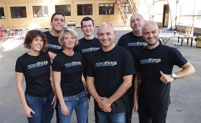 Photo de Cloud: Novathings lève 2 millions d'euros pour faire entrer Helixee dans les foyers