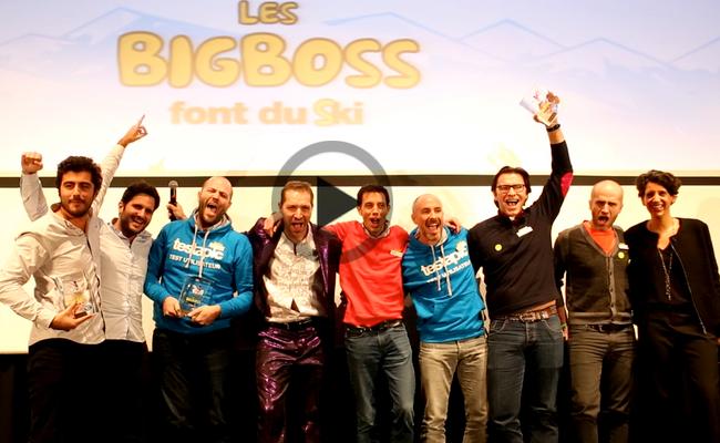 Photo de Les Big Boss tracent de nouvelles pistes pour stimuler la créativité
