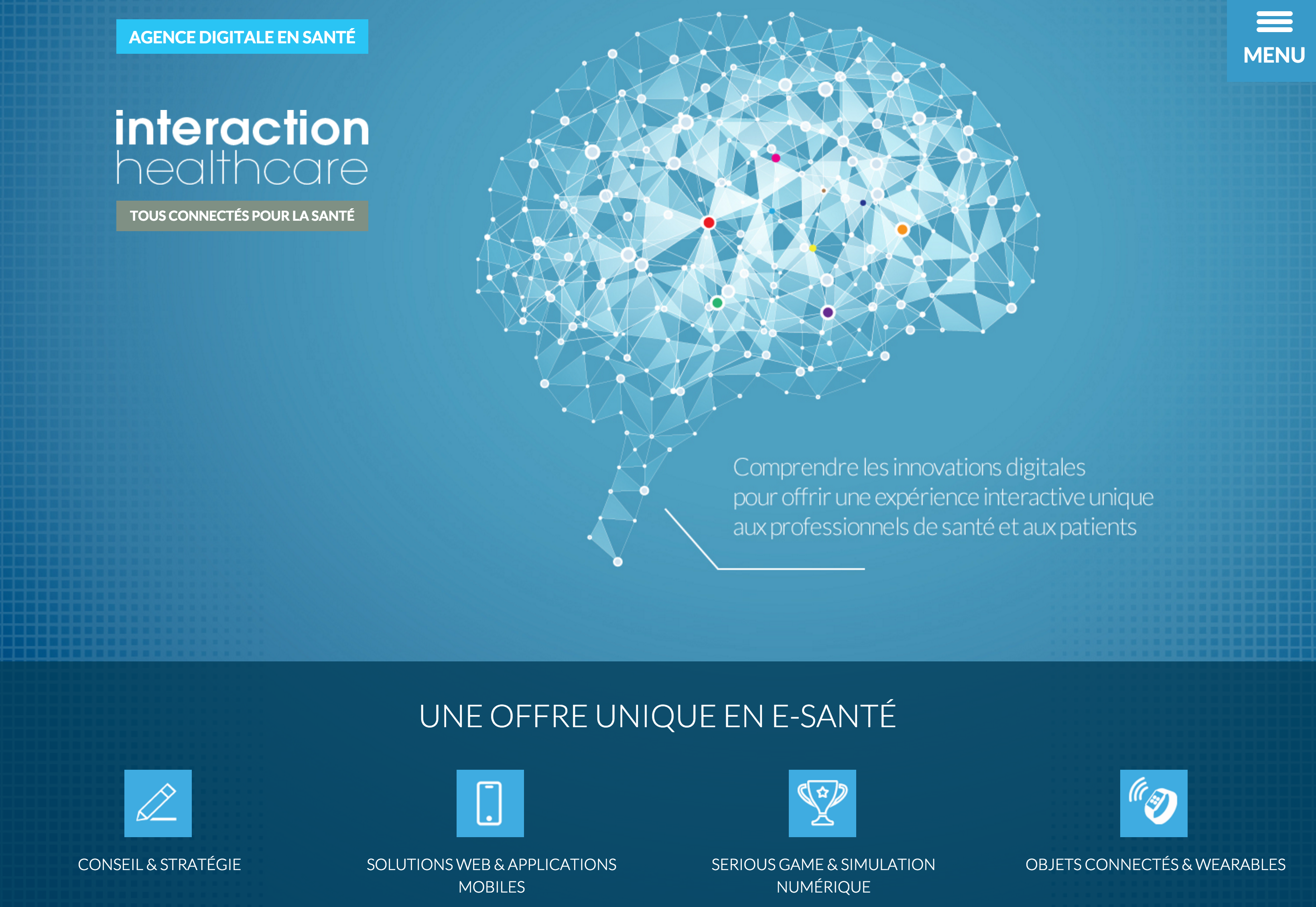 Interaction Healthcare en bref