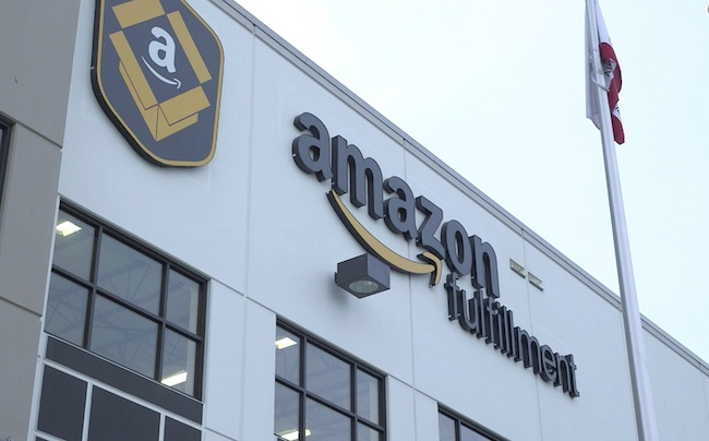 Photo de Amazon va franchir la barre des 4 000 emplois en CDI en France