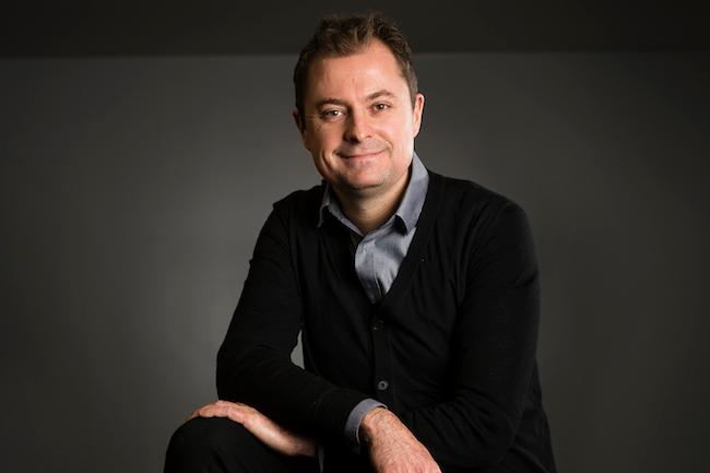 Antoine Jouteau, PDG de la société LeBonCoin