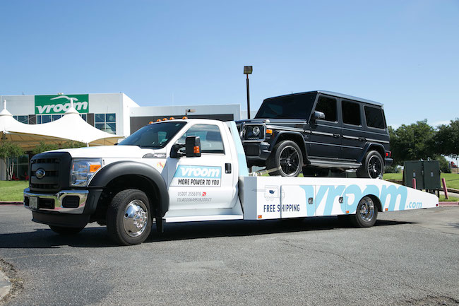 Photo de 254 millions de dollars pour la plateforme de vente de voitures d'occasion Vroom