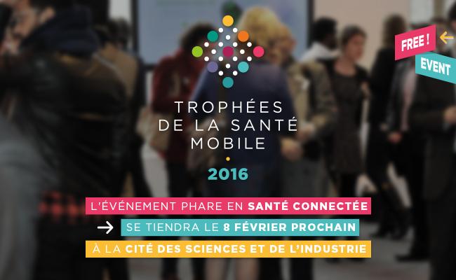 Photo de 3ème édition des trophées de la santé mobile