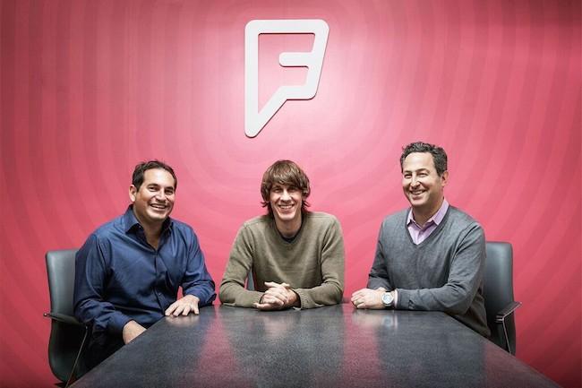 Photo de Foursquare lève 45 millions pour se refaire une santé