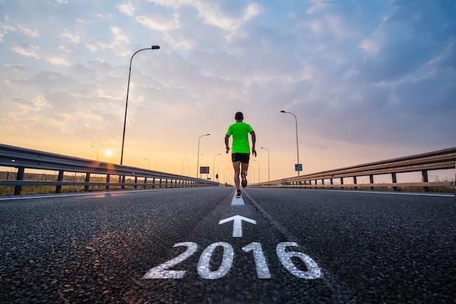 Run in new year 2016