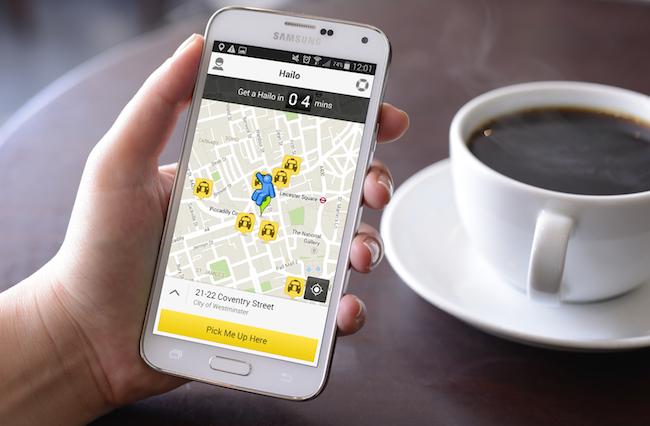 Photo de Face à Uber et Lyft, Hailo revoit sa stratégie en Europe