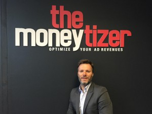 Augustin Ory, CEO The Moneytizer