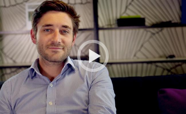 Photo de [We Love Entrepreneurs] Julien Hervouët (iAdvize): «Entreprendre, c'est s'entourer de personnes qui vont porter le projet, dépasser l'entrepreneur»