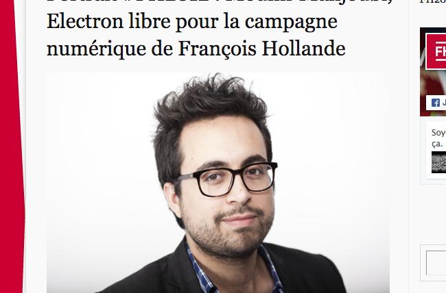 Photo de [INSIDERS] Mounir Mahjoubi, un militant pour diriger le CNNum…