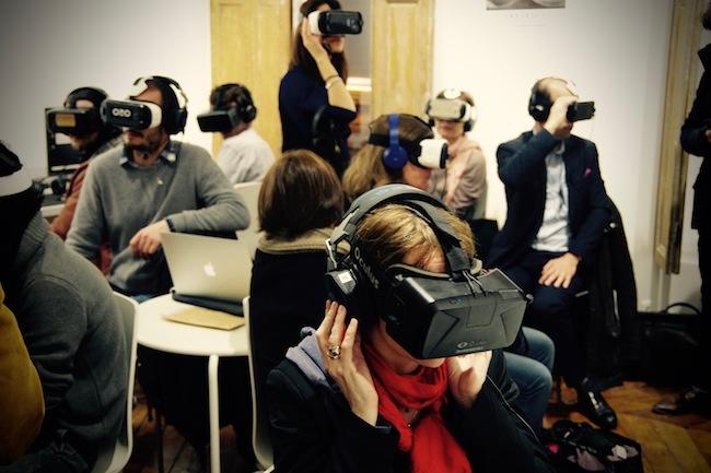 Photo de On a testé la conférence en réalité virtuelle
