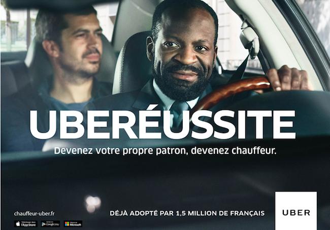 Photo de Condamné, Uber France doit dédommager un chauffeur de taxi lésé par «Uber POP»