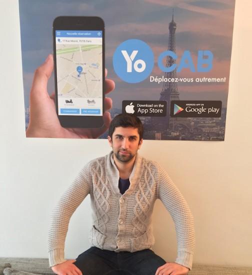 Yann Azran Yo CAB