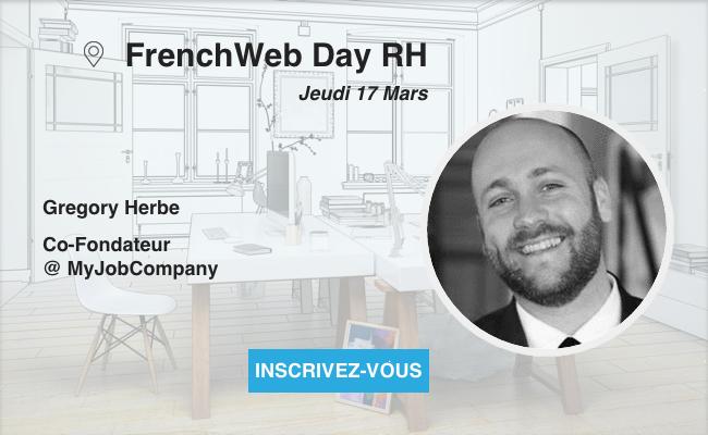 Photo de [Frenchweb Day RH] Gregory Herbé: «La quête de sens est primordiale pour la génération Z»