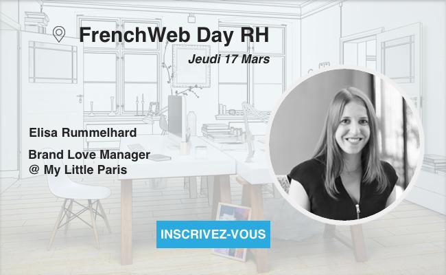 Photo de [Frenchweb Day RH] Elisa Rummelhard: «Vive le droit à l'erreur, la dédramatisation de l'échec…»