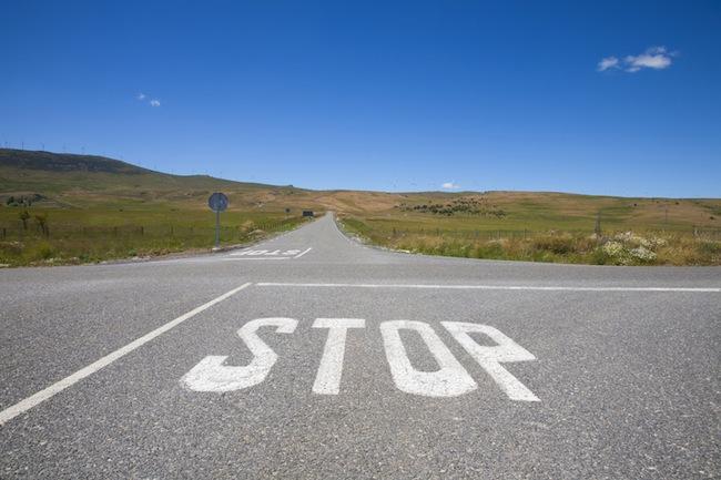 Photo de Savoir tout stopper avant un lancement, ou l'échec utile d'une start-up