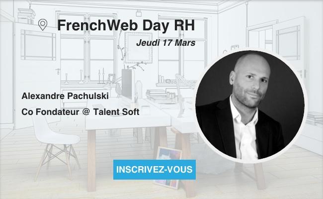 Photo de [Frenchweb Day RH] Alexandre Pachulski: «L'entreprise doit, pour rester compétitive, favoriser l'intrapreneuriat»