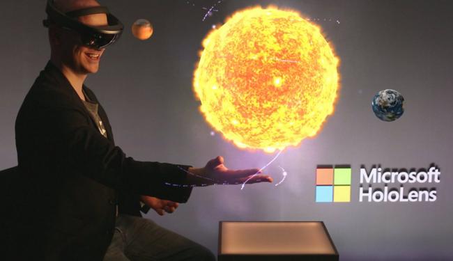 Photo de Intelligence artificielle, VR, bots… 4 annonces futuristes de Microsoft à Build 2016