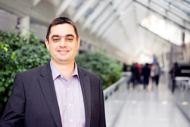 Photo de Jérôme Da Rugna (ESILV): «Le secteur de l'assurance bénéficiera le plus de l'effet positif du Big Data»