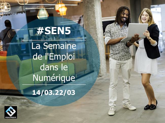 Photo de Le classement des Entreprises de Services du Numérique qui vont recruter en 2016