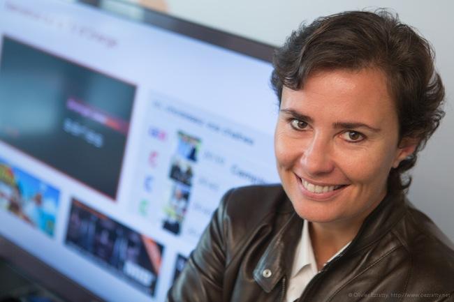 Photo de Femme à la tête d'un fonds: Stéphanie Hospital veut «sortir des schémas classiques»