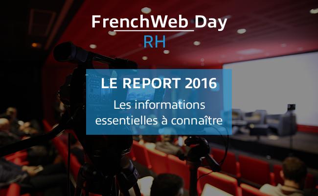 Photo de Fin du salariat, CDO or not, le bonheur en entreprise….le Report 2016 du Frenchweb Day RH