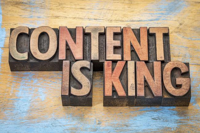 Photo de Content marketing: 24 idées pour booster votre stratégie
