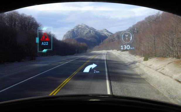eyelights augmente la vision des conducteurs de moto avec un casque connect. Black Bedroom Furniture Sets. Home Design Ideas