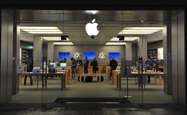 Photo de Apple débourse 200 millions de dollars pour exploiter les «dark data»