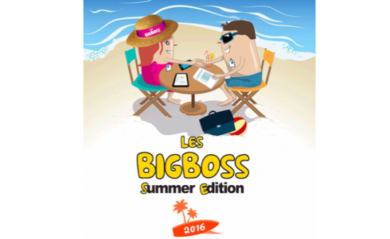 BigBoss Summer Edition 2016 frenchweb