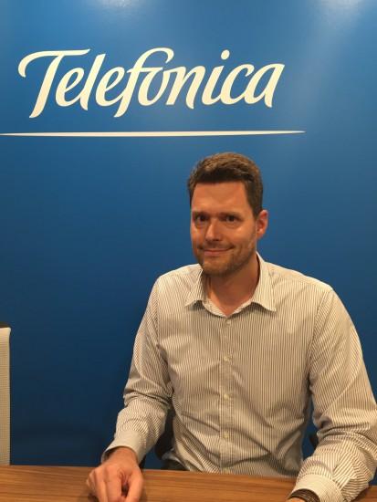 Edwin Determann. Directeur Avant Ventes Telefonica Business Solutions FranceJPG