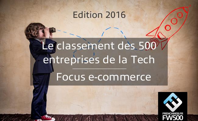 Photo de [FW 500] Qui sont les champions du e-commerce français?