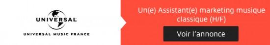 Universal - banniere