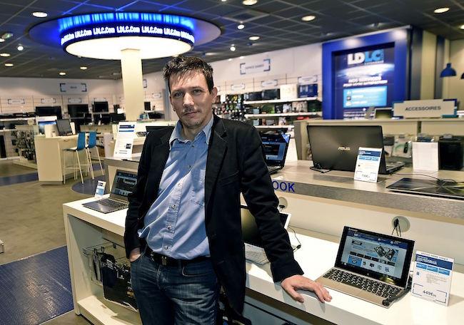 Photo de [FW500 e-commerce] LDLC, le Lyonnais qui fait le pari du «phygital»