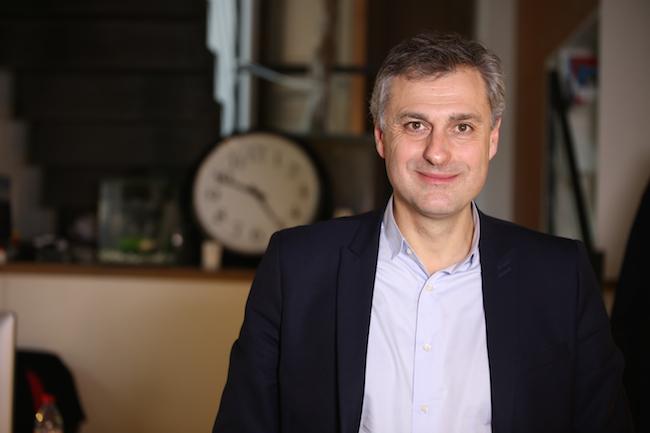 Photo de [Portrait de CDO] Yves Tyrode, aiguilleur du digital à la SNCF