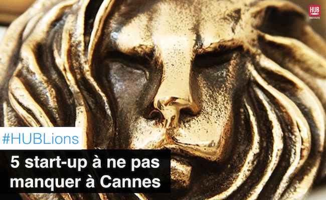 Photo de #CannesLions: 5 start-up à ne pas manquer