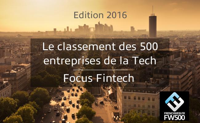 Photo de [FW 500] Le Top 30 des Fintech françaises