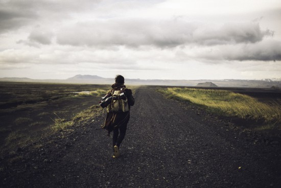 Paysages désertiques Islandais