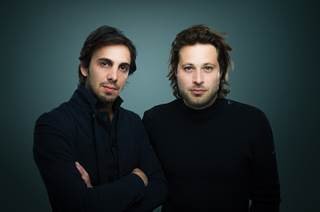 Romain Repellin et Regis Boulanger