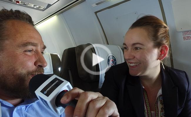 Photo de Axelle Lemaire, La French Touch Conference, Moovit… les 4 vidéos de la semaine