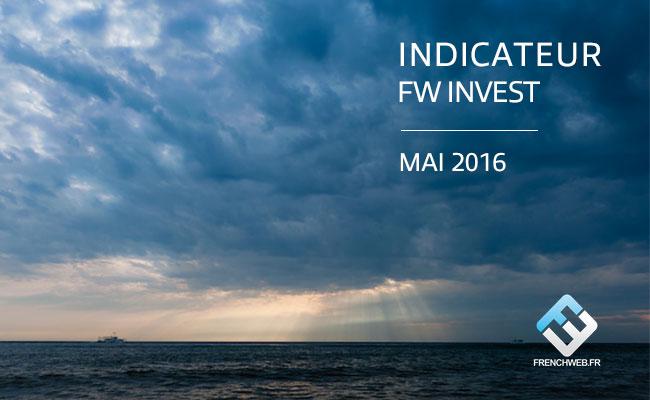 Photo de [FW Invest] Un ciel pas si gris en mai…Plus de 96 millions levés par des entreprises de la Tech française