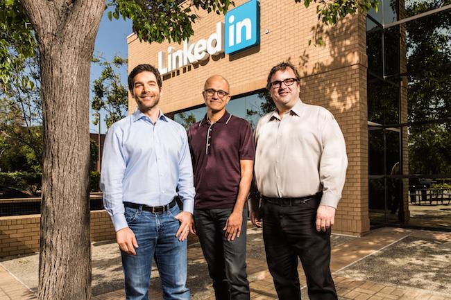 Photo de [Ils l'ont fait] Microsoft, Uber, Once…: les 5 temps forts de la semaine