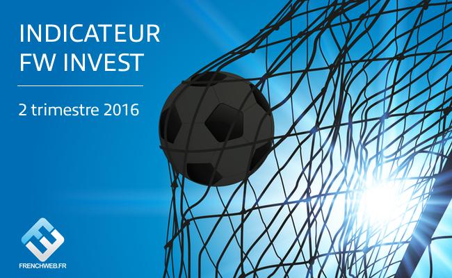 Photo de [FW Invest] Près de 400 millions levés par des entreprises françaises de la Tech au 2e trimestre