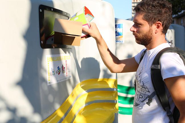 Photo de [INSIDERS] Lemon Tri lève 1,3 million d'euros pour étendre le tri sélectif…